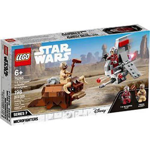 LEGO 75265 - T-16 Skyhopper vs Bantha Microfighters, Star Wars, Bauset