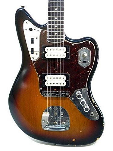 Fender/Kurt Cobain Road Worn® Jaguar® RW 3-Color Sunburst【フェンダー】