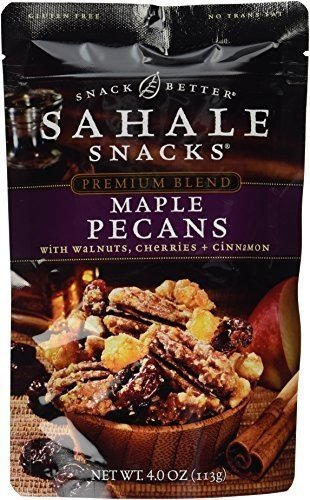 Sahale Snacks Better Maple 67% OFF of fixed price Pecans Ranking TOP18 4 2 Ounce Pack