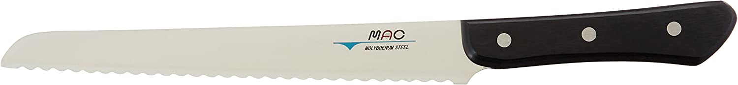Mac Knife Chef Series Bread Roast Today's only Safety and trust 4-Inch Slicer 8-3