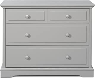 Childcraft Universal Premier Dresser- Cool Gray