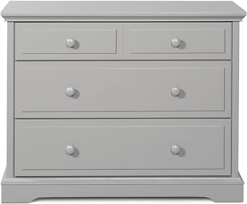 Childcraft Universal Premier Dresser Cool Gray