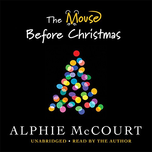 The Mouse Before Christmas cover art