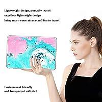 PRINDIY iPad pro 9.7 2016/iPad Pro タブレットケース,クリア 耐久性 耐衝撃 ウルトラスリム アンチダスト 指紋防止 TPUラバー スリム ハード タブレットカバー iPad pro 9.7 2016/iPad Pro Case-E 20