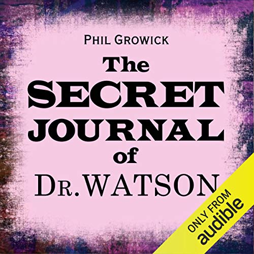 The Secret Journal of Dr Watson Titelbild