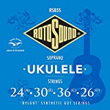 Rotosound RS85S Soprano ukulele strings Synthetic gut strings