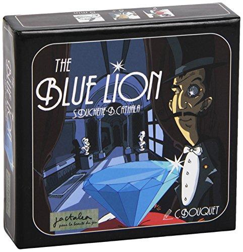 Jactalea - The Blue Lion