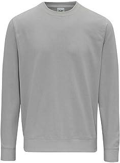 Awdis Just Hoods Unisex Crew Neck Plain Sweatshirt (280 GSM)