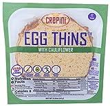 Crepini, Egg Thins Cauliflower, 2.26 Ounce