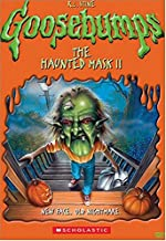 goosebumps the haunted mask dvd