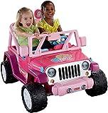 5 25 off power wheels barbie jammin jeep wrangler