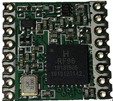 kcTrade RFM95W 868MHz SX1276 Lora Unit - Consegna dalla Germania