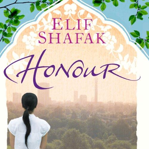Honour audiobook cover art