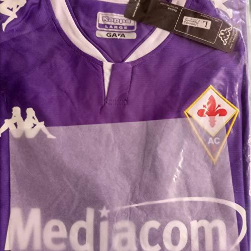 jersey Maglia Fiorentina 2021 Taglia Large ultimo Pezzo Offerta