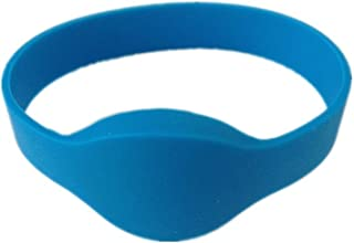 YARONGTECH-13.56MHZ ISO 14443A MIFARE Classic 1K NFC Silicone rfid wristband Pack of 5