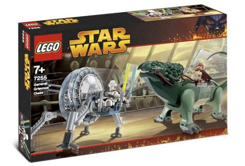 Lego Star Wars 7255 - General Grievous Chase