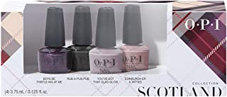OPI Scotland Collection, Gift Set