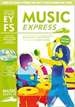 Music Express: Early Years Foundation Stage: Complete Music Scheme for Early Years Foundation Stage - Second Edition