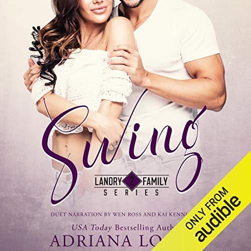 Swing Audiobook By Adriana Locke cover art