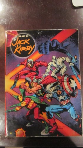 The Art of Jack Kirby
