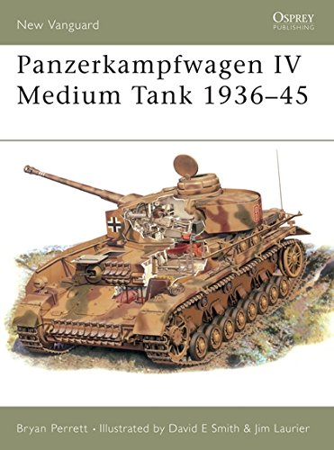 Panzerkampfwagen IV Medium Tank 1936-45 (New Vanguard, Band 28)