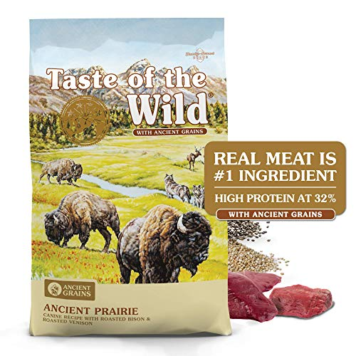 Taste of the Wild High Roasted Bison