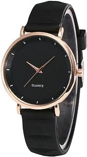 Analog Quartz Watches for Women Ladies Girls Cuekondy Fashion Silicone Band Motion Luxury Dress Wrist Watch