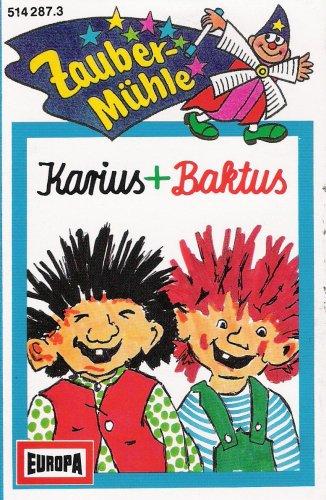 Karius + Baktus [Musikkassette]