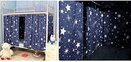 Bunk bed curtains dorm _image3