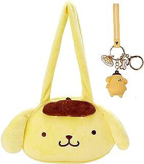 Kuromi My Melody Plush Bag Cute Cartoon Shoulder Bag School Bag Cosplay Backpack