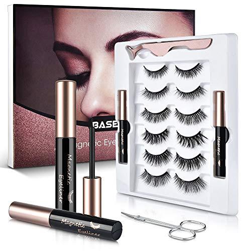 Magnetic Eyelashes and Eyeliner Kit $11.99 (50% Off at checkout)