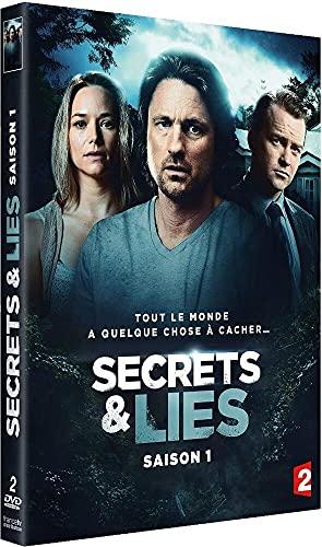 51B4WZIKdiS. SL500  - Secrets and Lies Saison 2 : L'Affaire Eric Warner commence ce soir sur SérieClub