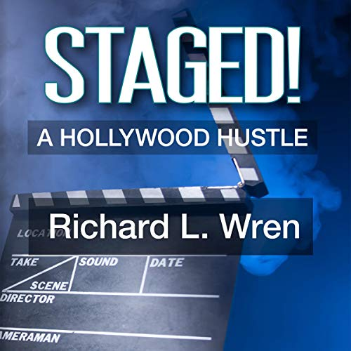 Staged!: A Hollywood Hustle audiobook cover art