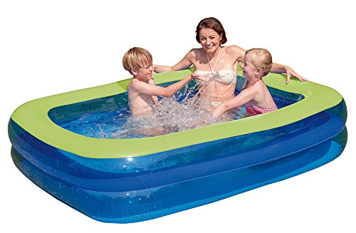 Happy People 77785, Family Pool 77785-Family, Transparent