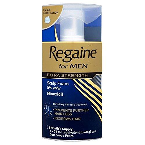 Regaine for Men Extra Strength Scalp Foam