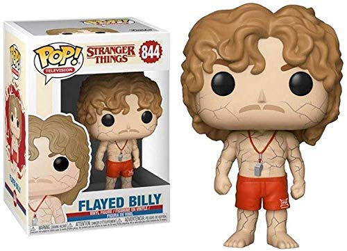 A-Generic Funko Stranger Things # 844 ¡Desollado Billy Pop! Multicolor