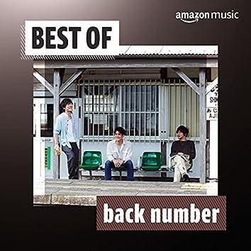 Best of back number