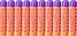 NERF Fortnite Official 10 Dart Mega Refill Pack Fortnite Mega Dart Blasters -- Compatible Mega Toy Blasters -- for Youth, Teens, Adults