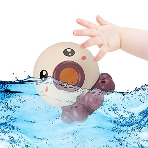 Yisscen Juguetes baño Bebe, Pulpo Bebé Baño bañera de ba