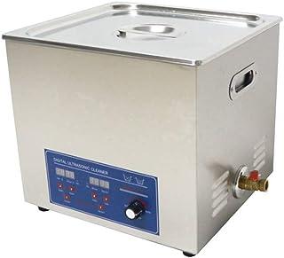 20l multifonctionnel en acier inoxydable nettoyeur à ultrasons machine à laver avec un panier 80KZ haute fréquence