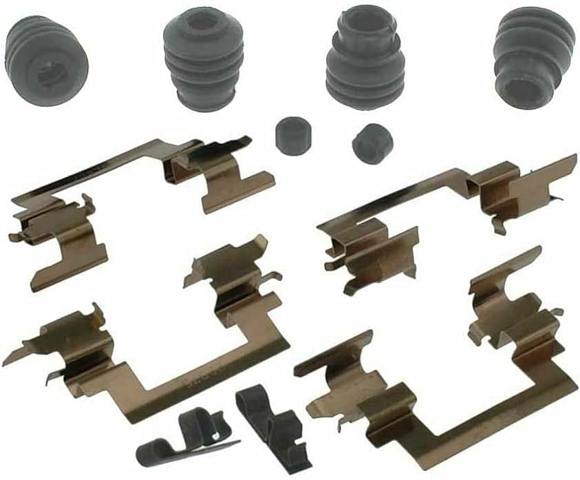 Max 48% OFF overseas Disc Brake Hardware Kit Compatible with RX-7 Mazda 86-91