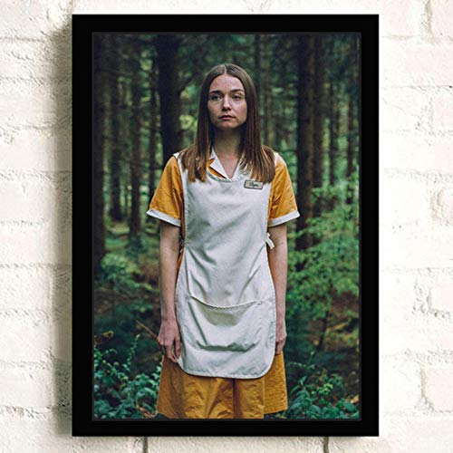 lubenwei The End of the F***ing World Movie HD Star Wall Art Home Decor Canvas Painting Art Nordic Decoration Room Poster 40x60cm No frame (WA-500)