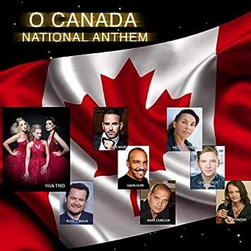 O Canada National Anthem