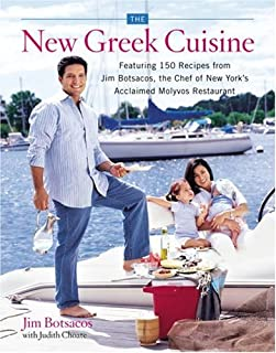 The New Greek Cuisine