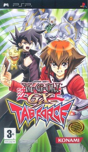 Yu-Gi-Oh! GX Tag Force (PSP) (UK IMPORT)