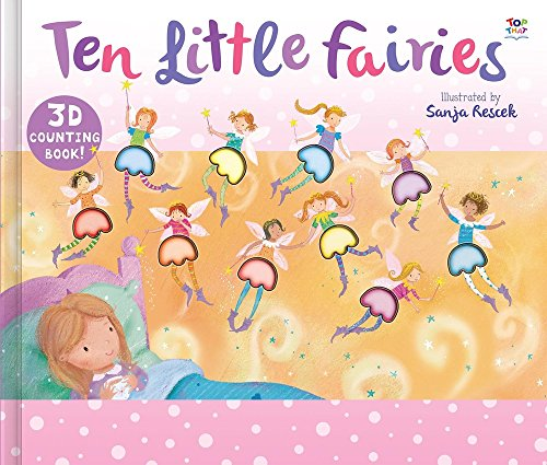 Ten Little Fairies (Counting to Ten Books)
