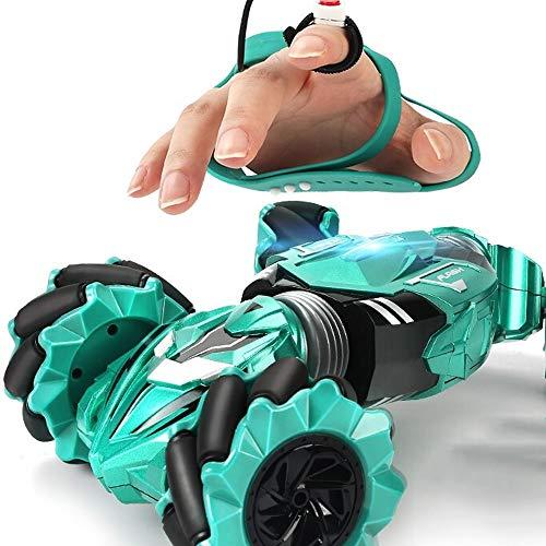 Control de gesto del juguete de juguete infantil RC Camión de juguete El truco Twist es resistente a la caída y dura por una rotación de patrón de 360 ° de 360 ° de carreras de larga duración.