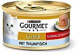 Purina Gourmet Gold Fondant: Comida húmeda para Gatos Adult