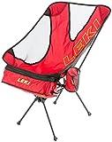 LEKI Chiller Folding Chair - Red