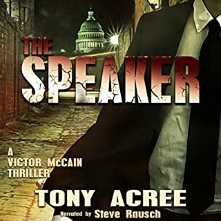 The Speaker audiobook cover art